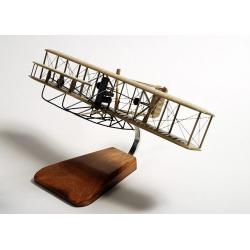 Maquette avion Wright Flyer - First Flight - en bois