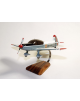 Maquette avion Cap 10B French Navy en bois