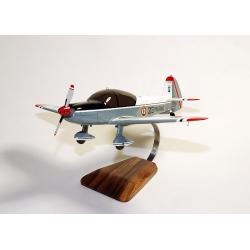 Maquette avion Cap 10B French Navy en bois