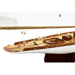Maquette voilier TUIGA de luxe - 75cm -