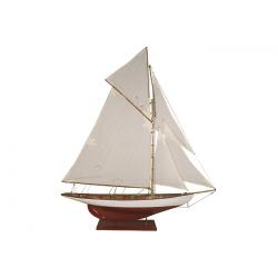 Maquette voilier MOONBEAM de luxe - 75cm -