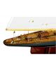 Maquette SHAMROCK de luxe - 75cm -