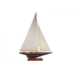 Maquette voilier VELSHEDA de luxe - 75cm -