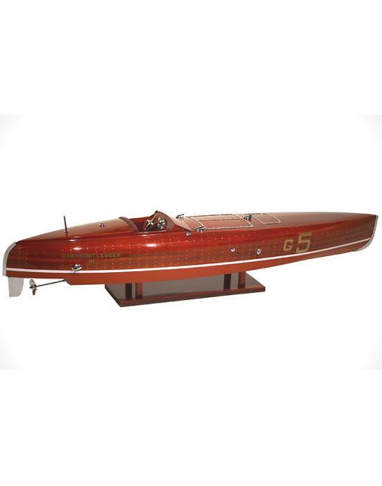 Maquette BABY BOOTLEGGER de luxe - 82cm -