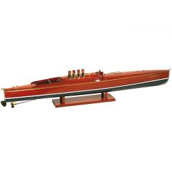 Maquette runabouts DIXIE II de luxe - 50cm -