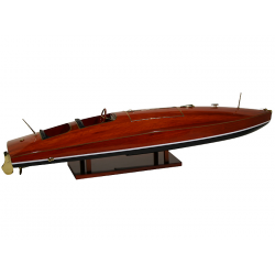 Maquette runabouts ZIPPER de luxe - 90cm -