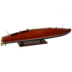 Maquette runabouts ZIPPER de luxe - 50cm -
