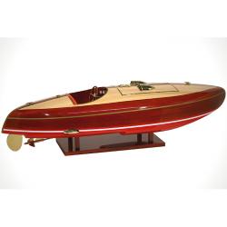 Maquette runabouts FLYER de luxe - 82cm -