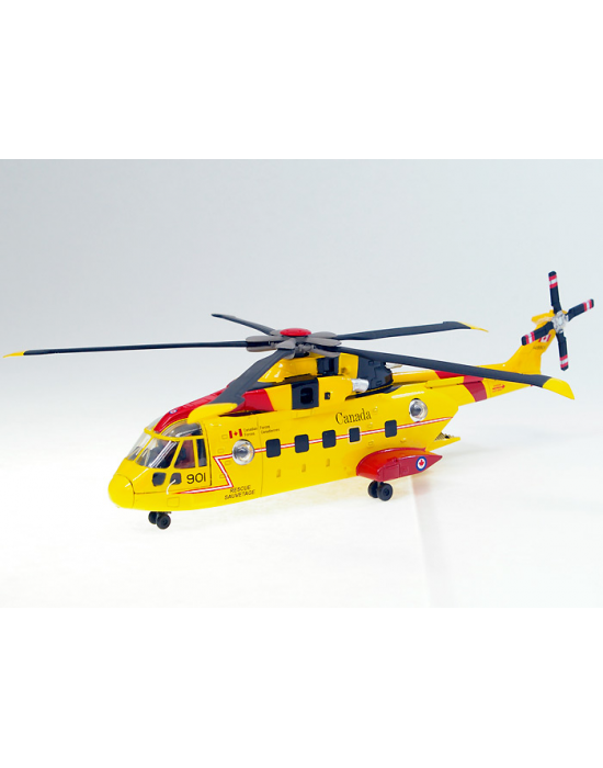 maquette helicoptere EH101 Canada Rescue