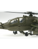 maquette helicoptere AH-64 Apache