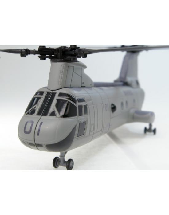 maquette helicoptere CH-46 Sea Knight