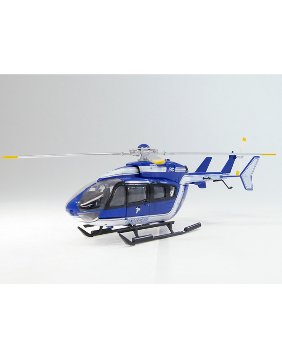maquette helicoptere EC145 Gendarmerie