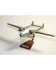 Maquette avion en bois du Noratlas Nord 2501 F.A.F