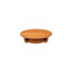 Table basse Pont de bateau en bois noble