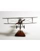 Maquette avion Nieuport 17 N1531 Vieux Charles IV en bois