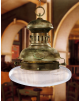 Luminaire de luxe Galleon laiton massif - 50cm -