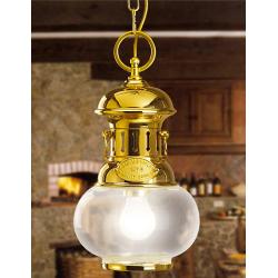Luminaire de luxe Wind laiton massif - 57cm -
