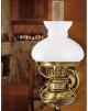 Luminaire de luxe Family opaline et laiton massif - 40cm -
