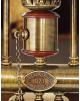 Luminaire de luxe Aphrodite opaline et laiton massif - 56cm -