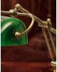 Luminaire de luxe Belleville opaline et laiton massif - 73cm -