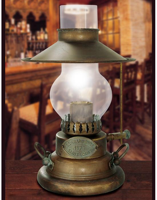 Luminaire de luxe Guadalupa laiton massif - 36cm -