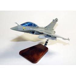Maquette avion Rafale B en bois F.A.F