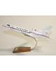 Maquette avion du Falcon 50 ETEC Alpha en bois