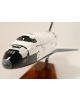 Maquette Endeavour OV-105 NASA Space Shuttle en bois