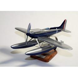 Maquette avion S.6B 'Schneider Trophy 1931' en bois