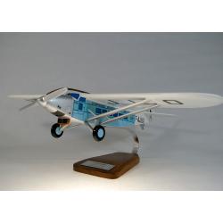 (Prochain arrivage début octobre) Maquette avion Laté 28-0 Compagnie Générale Aéropostale en bois