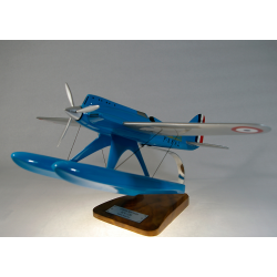 Maquette avion Bernard HV.120 F-AKAL Schneider Trophy en bois