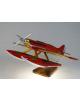 Maquette avion Macchi-Castoldi MC72 en bois