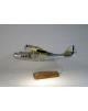 Maquette avion Catalina PBY US Coast Guard en bois