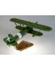 Maquette avion Fiat CR.42 Falco en bois
