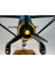 Maquette avion Westland Lysander MkIII en bois