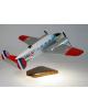 Maquette avion Beech Aircraft 18 Expediter en bois