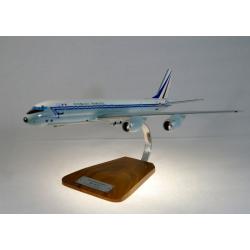 Maquette avion Douglas DC8-72CFET 03.060 Estérel en bois