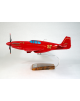 Maquette avion North American P-51B Mustang - The Believer -