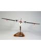 Maquette avion Grumman HU-16 Albatross en bois