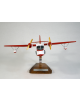 Maquette avion Grumman G.44 Widgeon en bois