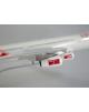 Maquette avion Airbus A340-313X Swiss Iinternational Airline HB-JMI en bois