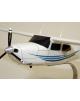 Maquette avion Cessna 210 Centurion en bois