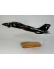 Maquette avion Grumman F-14 Tomcat Black Bunny en bois