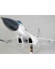Maquette avion Soukhoi Su-27 Flanker en bois