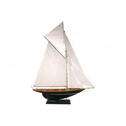 Maquette voilier PEN DUICK de luxe - coque 75cm -