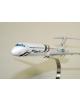 Maquette avion MD-83 Air Liberté en bois