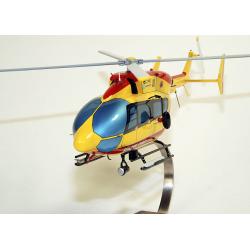 Maquette hélicoptère- 145 B Sécurité Civile Dragon 25