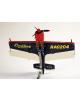 Maquette avion Breitling Academy Sukhoi 31 en bois