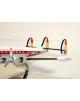 Maquette L1049 Super Constellation Iberia Lockheed en bois