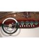 Maquette de collection RIVA ARISTON - 68 cm -